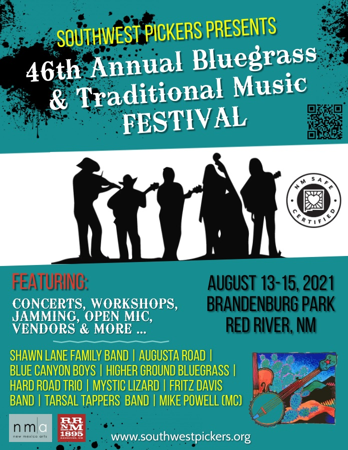 46th Annual Southwest Pickers Bluegrass & Traditional Music Festival