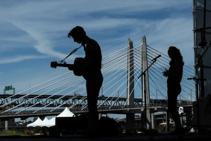 The Lot at Zidell Yards will host a music festival this weekend