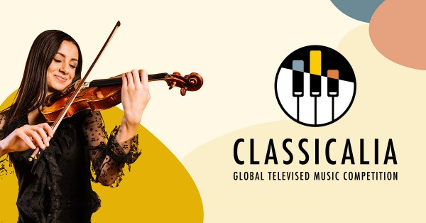 """Online classical music competition """"Classicalia"""" helps young musicians start their careers during the pandemic"""